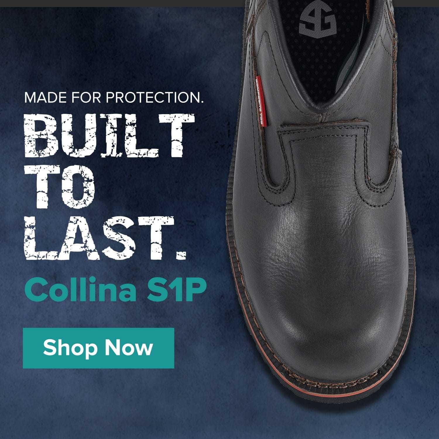 Aspida Comfortable Safety Shoes