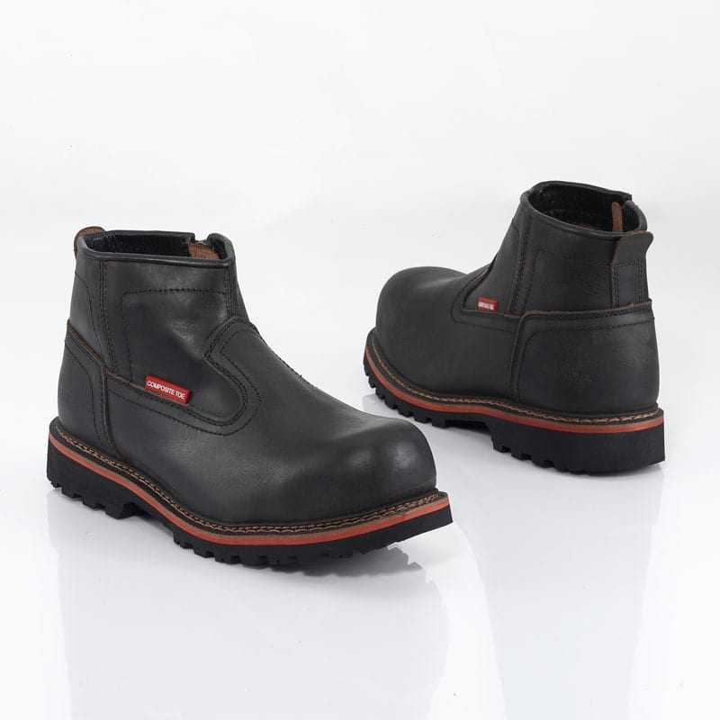 Collina   Durable Safety Shoes & Work Boots