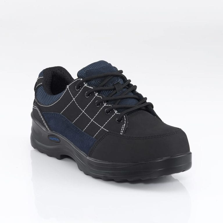 Qi | Slip, Heat, Water & Oil Resistant Work Boots | ASPIDA Safety Shoes